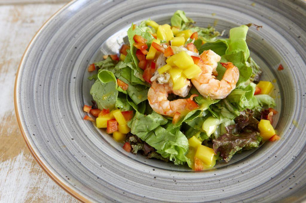 Salad Oia flavours